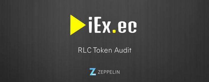 Open Zeppelin RLC Token Audit