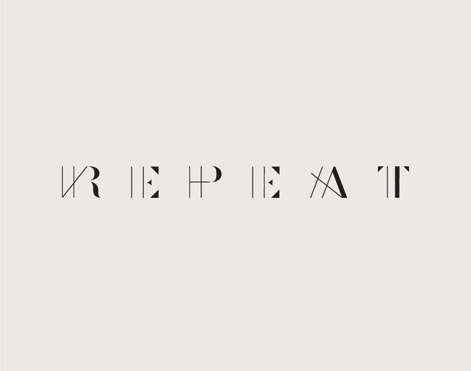 typography by lisa hedge