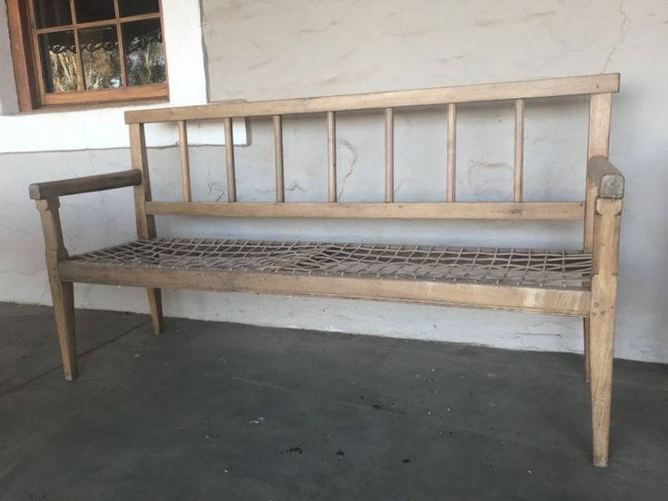 Antique riempiesbank for sale | Durbanville | Gumtree Classifieds South Africa | 229953546