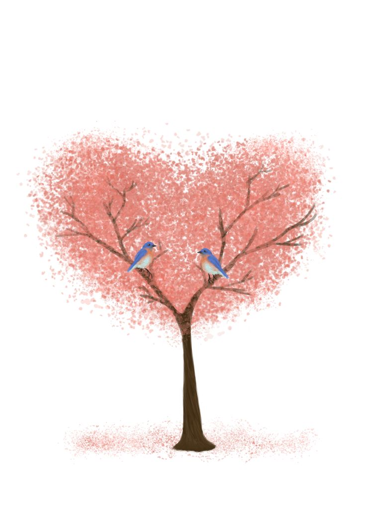 Bluebird Blossoms Design