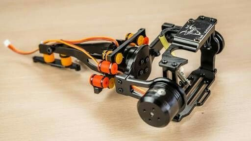 Tbs Discovery Pro Gimbal Assembly