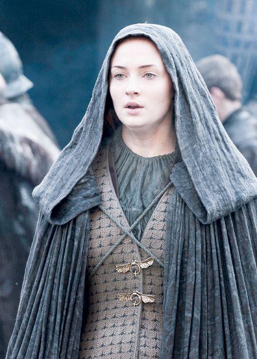 Sansa manteau léger