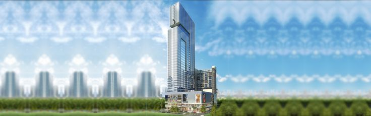 """Sikka Kapital Grand"""" is a premium development comprising of Corporate Suites, High End Retail Spaces and a Five Star Hotel, Crown Plaza Hotel & Resorts managed by Intercontinental Hotels Group.  http://www.chromeindia.in/project-detail/sikka-kapital-grand/"""