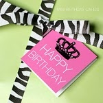 Happy Birthday Tag: Birthday Card, Happy Birthday, Birthdays, Minis, Mini Notecards, Free Printable