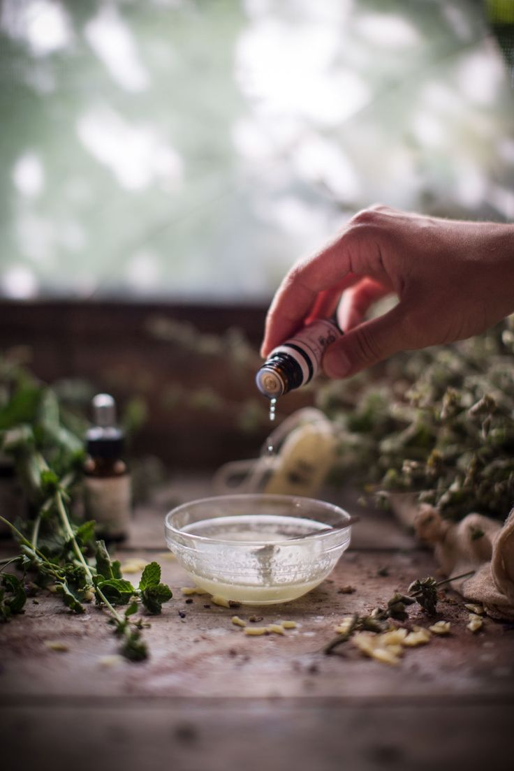 Basic Herbal Beeswax Balm Recipe for Multiple Uses + Balm agains Mosquito Bites | Hortus Natural Cooking
