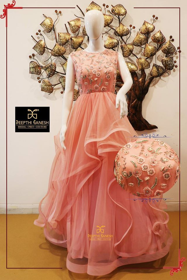 Buy Wedding Gowns Hyderabad In 2020 Designer Wedding Dresses Gowns Engagement Gowns