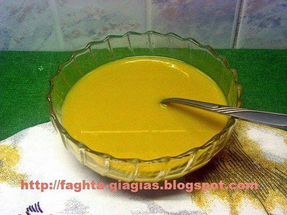 Σάλτσα Βινεγκρέτ με μουστάρδα και μέλι - Τα φαγητά της γιαγιάς