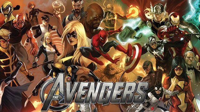 Avengers assemble! 5 great new age #Avengers lineups