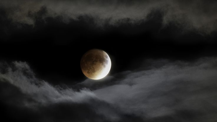 The Moon - Eclipse