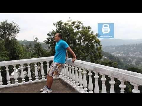 Тренировка рук. Как накачать трицепс. Total Arm Workout - YouTube