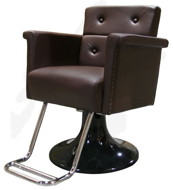 Name: Maranello Styling Chair  Manufacturer: Avei  Detail: vinyl upholstered and dual bar footrest