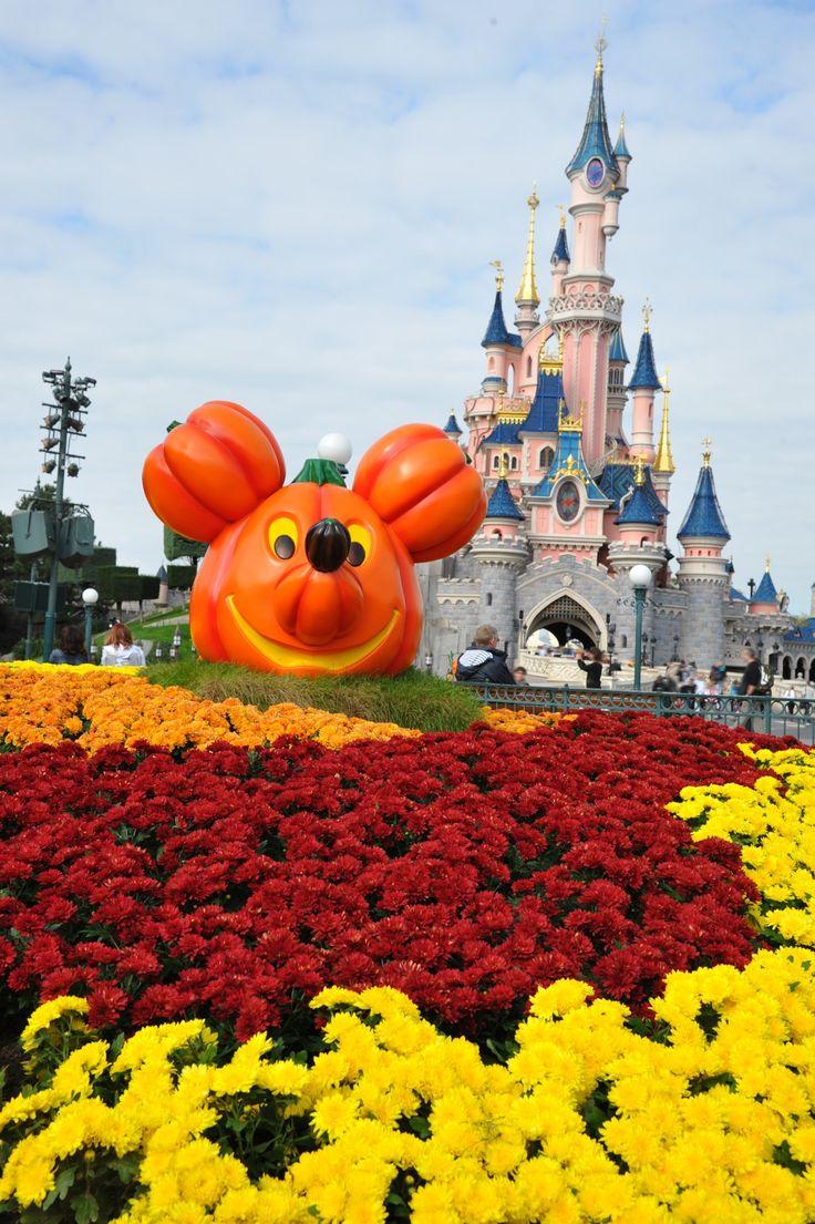 Halloween Parc Disneyland Paris