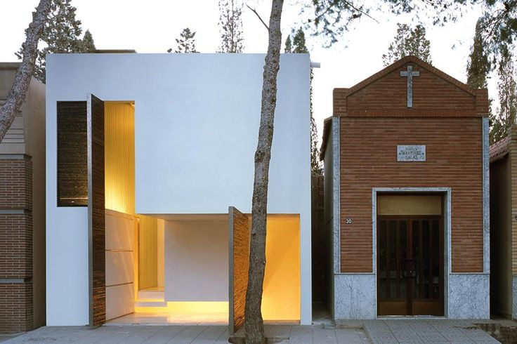 125 best images about 1 5 houses town on pinterest - Clavel arquitectos ...