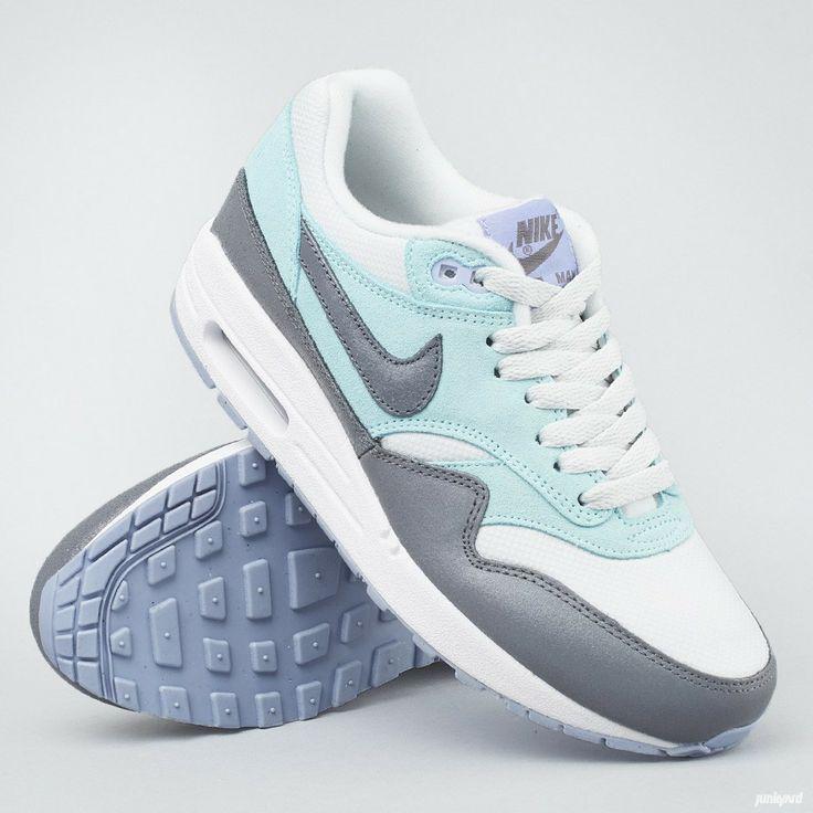 Jentesko fra Nike med Air Max-såle.