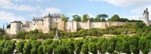 Chinon1 300x107 Cap sur la forteresse du château de Chinon