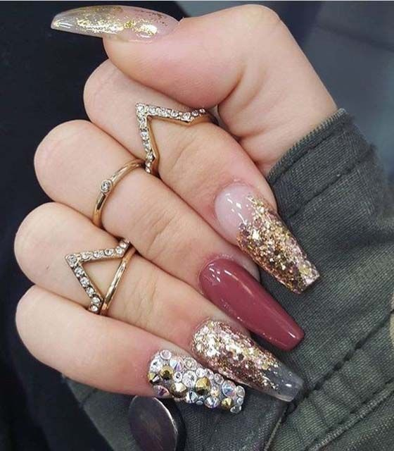 1000+ ideas about Clear Nail Designs on Pinterest