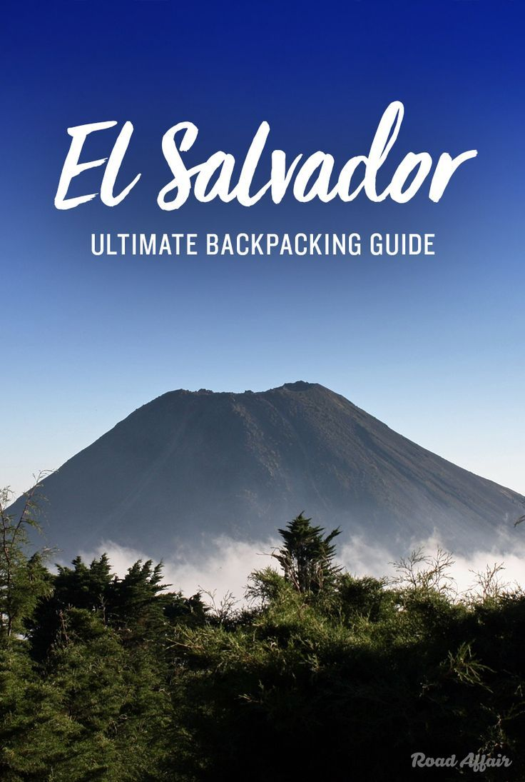 The ultimate travel guide to backpacking El Salvador on a budget, with tips on how to save money, cheap places to eat, things to do, and so much more.