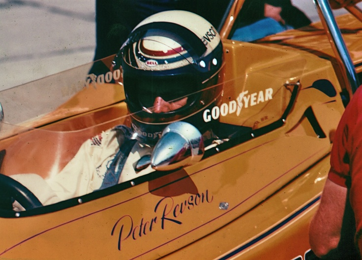 Peter Revson 1972 Indy 500 Indy Cars Indy cars, Indy