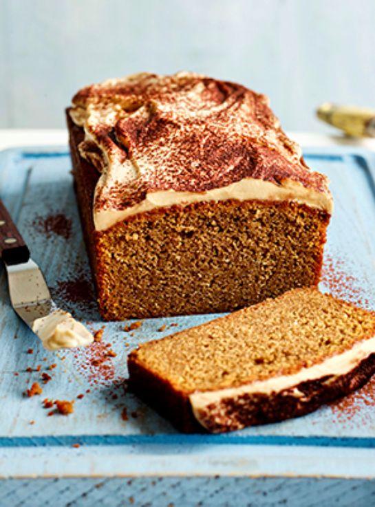 Low FODMAP and Gluten Free Recipe - Maple, vanilla & cinnamon cake