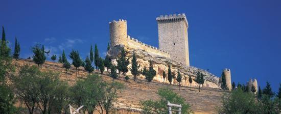 Peñaranda Castle ©Turespaña