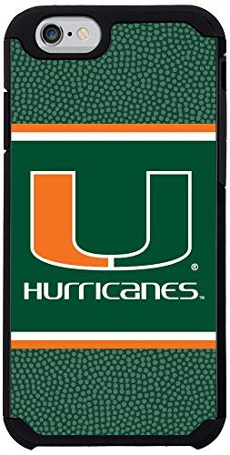Miami Hurricanes Football Display Case