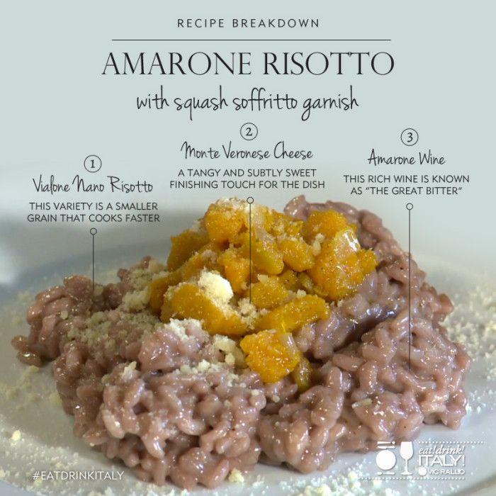 Amarone Risotto Recipe
