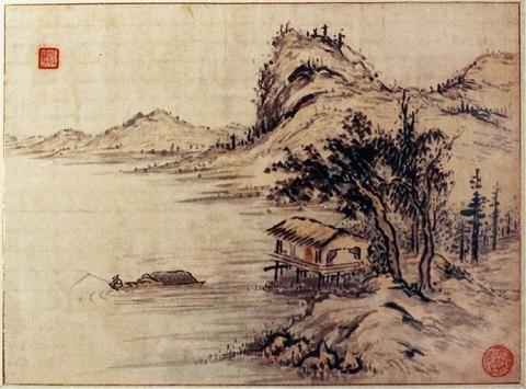 Korean Art Prints   Korean Art