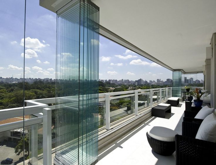 17 mejores ideas sobre barandales para terrazas en - Cristaleras plegables ...
