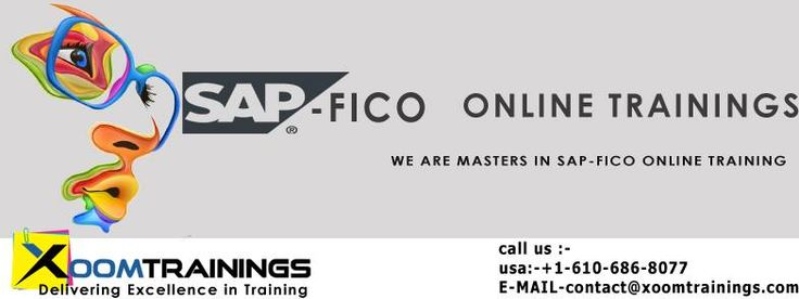 We have best incredibly experienced IT Professionals for SAP FICO Training in USA, UK, CANADA and many more Countries.