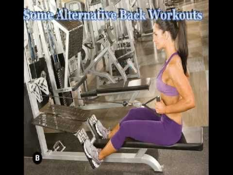 Back & Arm Exercises for Ladies! Burn bra fat & Build muscle