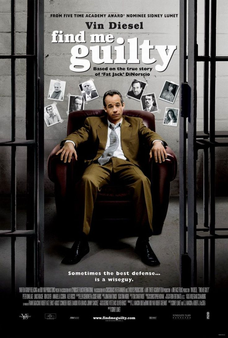 Find me guilty based on the true story of jack dinorscio a mobster who defended himself in court for what would be the longest mafia trial in u