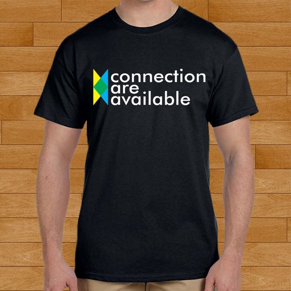 Connection Are Available design for men and women by bobotooh