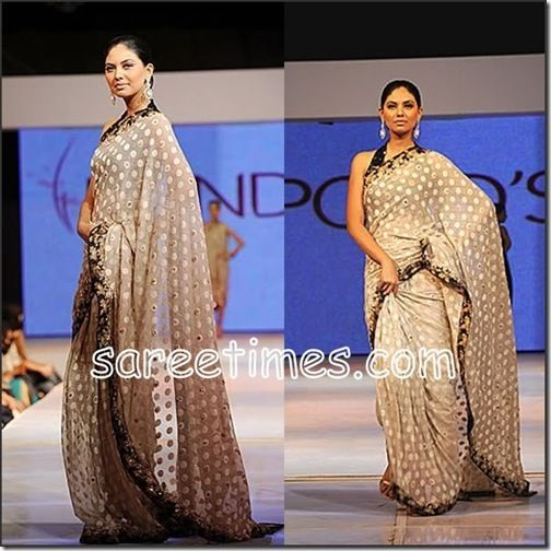 Sunita-Marshal-Saree