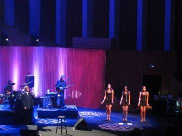concierto de Julio Iglesias en Albacete