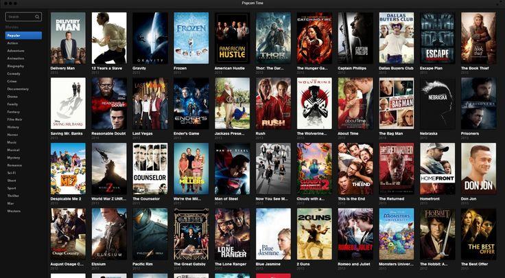 Noua versiune de Popcorn Time, platforma pentru vizionarea de filme online gratis, este chiar mai bu