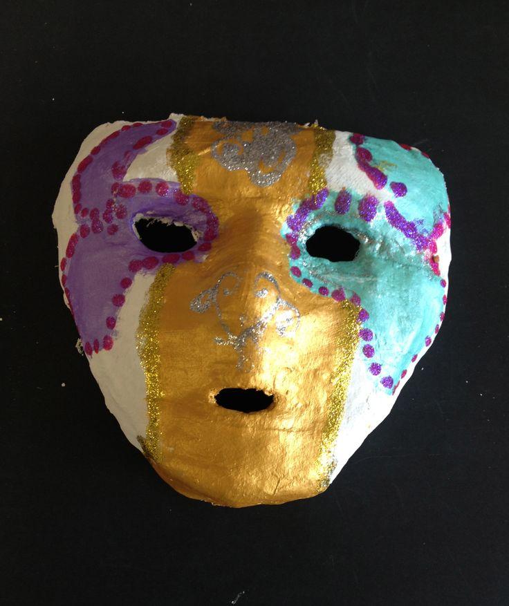 Plaster Masks