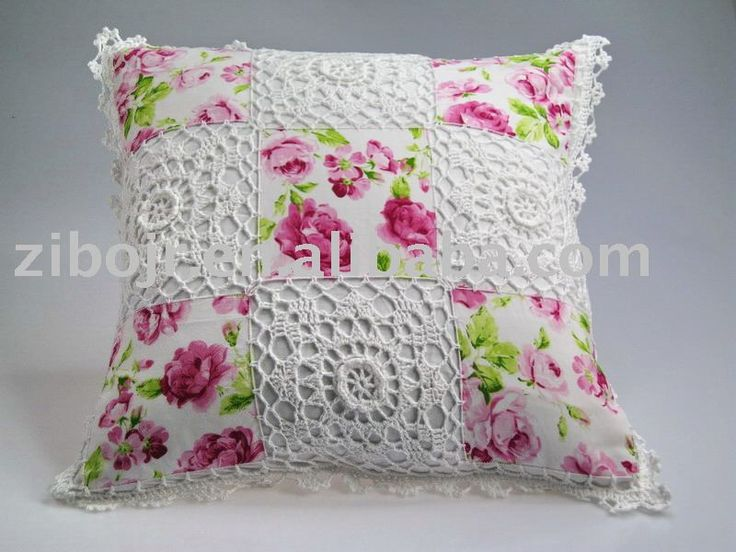 Image detail for -Crochet cushion cover / pillow Sales, Buy Crochet cushion cover ...