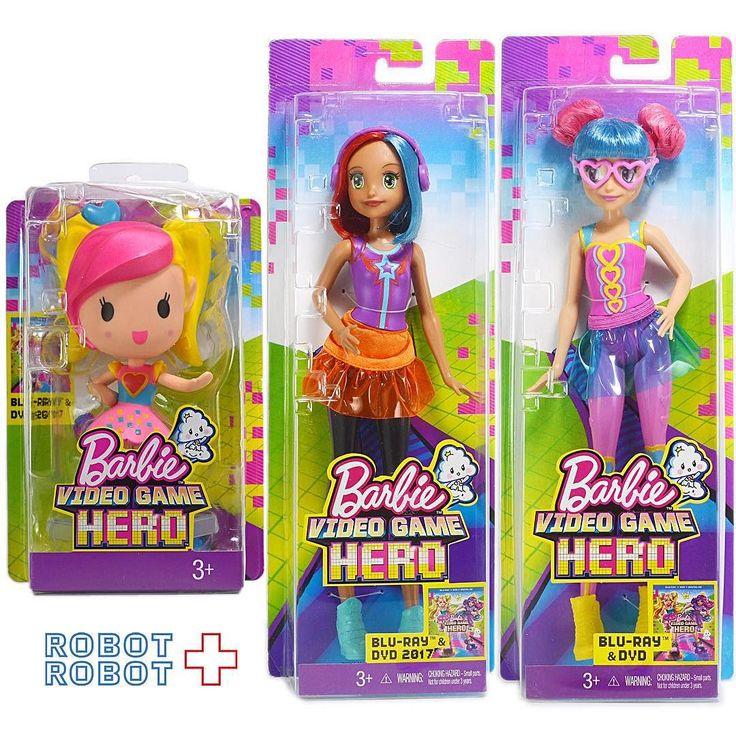 バービー ビデオゲームヒーローBarbie VEDEO GAME HERO #barbie #バービー #バービー買取 #doll #ドール #お人形 #お人形買取 #アメトイ #アメリカントイ #おもちゃ #おもちゃ買取 #フィギュア買取 #アメトイ買取 #中野ブロードウェイ #ロボットロボット  #ROBOTROBOT #中野 #WeBuyToys