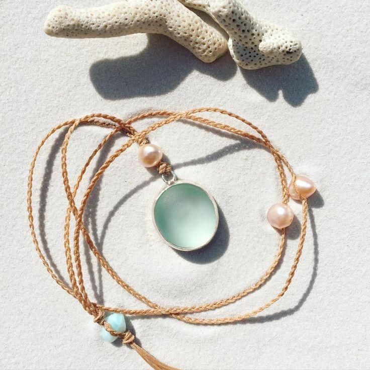 Lifou 'Spirit of the sea' necklace