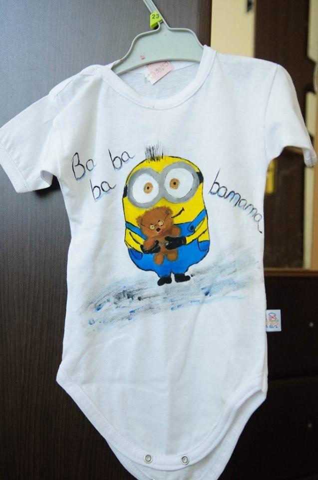 #minnion  #shirtspainted  #shirts  #painted #handmade