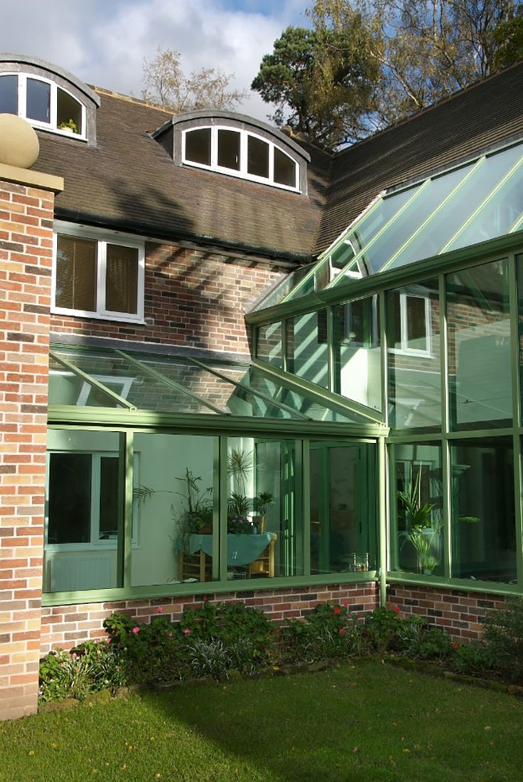 Conservatories concept windows and conservatories essex - Add A Touch Of Greenery To Your Bespoke Conservatory Apropos Conservatories