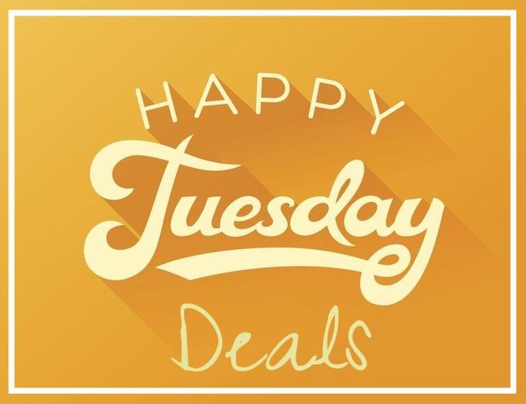 Tuesday Deals #beauty #makeup #skincare #fashion #bloggers #deals #style #August #makeupartist #Wedding