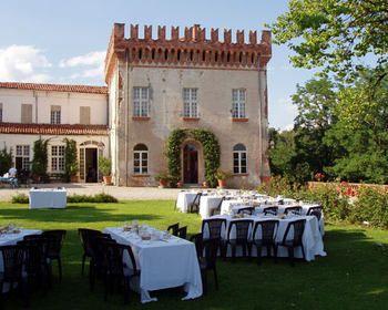 location matrimonio Castello di Castellamonte - Location matrimoni Castellamonte (TO)