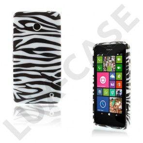 Westergaard (Zebra Ränder) Nokia Lumia 630 / 635 Skal