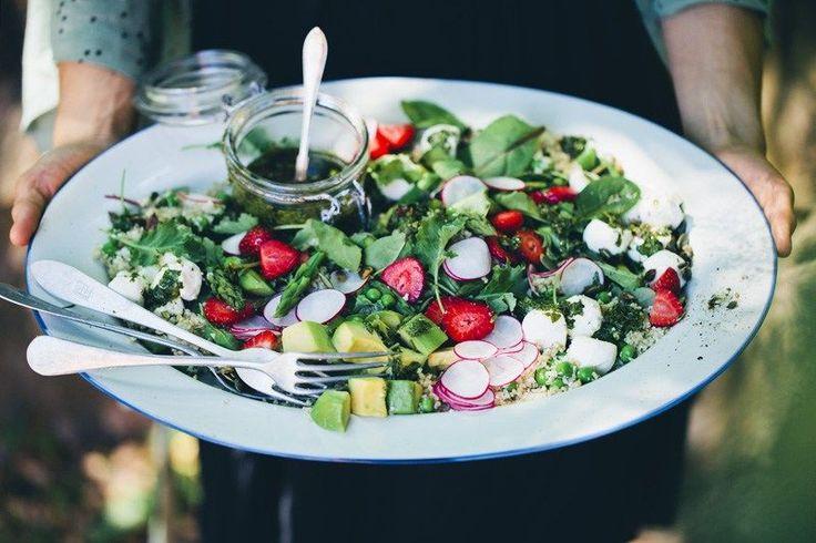 Cauli' & Quinoa Summer Salad