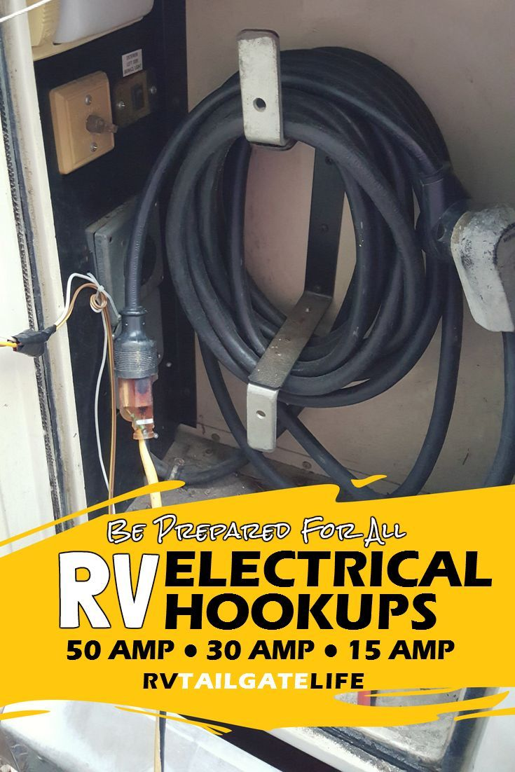 30 amp rv hookup at home