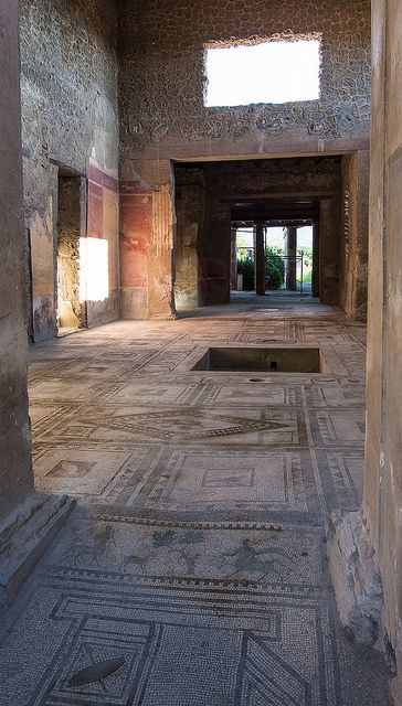 Pompeii Villa