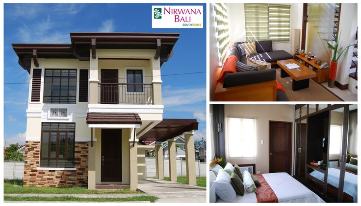 Pamper yourself in a relaxing tropical living at Nirwana Bali, a Balinese inspired community of South Forbes. Legian House Model features 3 bedrooms and separate maid's room with toilet and bath. Tagaytay is just 15 minutes away.   For more details, CLICK >> http://goo.gl/cSVqPJ   #SouthForbes #NirwanaBali #RealEstate #Floodfree #Laguna #Cavite #Tagaytay