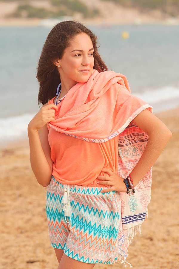 Las mejores fotos de María Parrado en la playa |