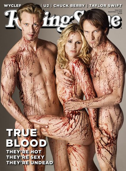 Rolling Stone Cover / True Blood